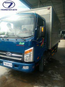VEAM VT340S 3.5 TẤN THÙNG KÍN 6M2