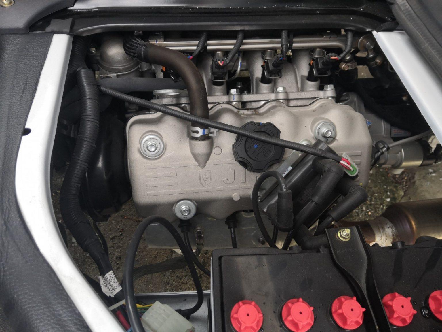 Động cơ Dongben K9